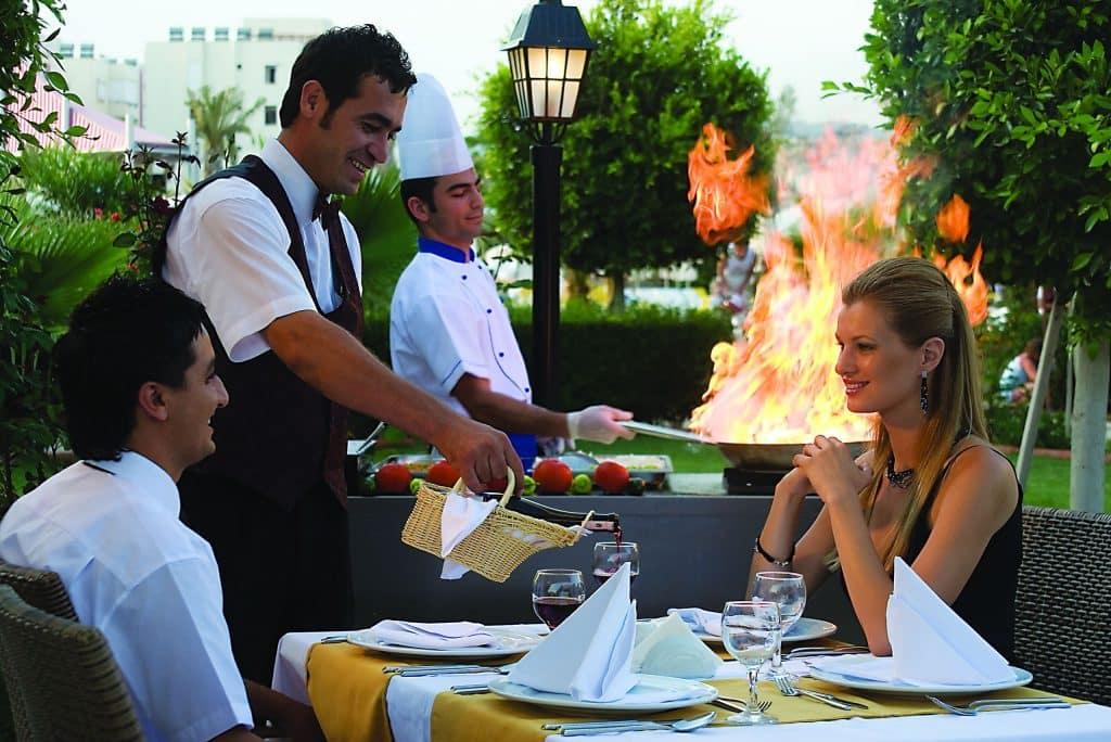 All Inclusive van My Home Resort in Alanya, Turkije