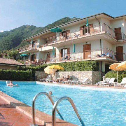 Appartementen Primera Rompala in Tignale, Italië