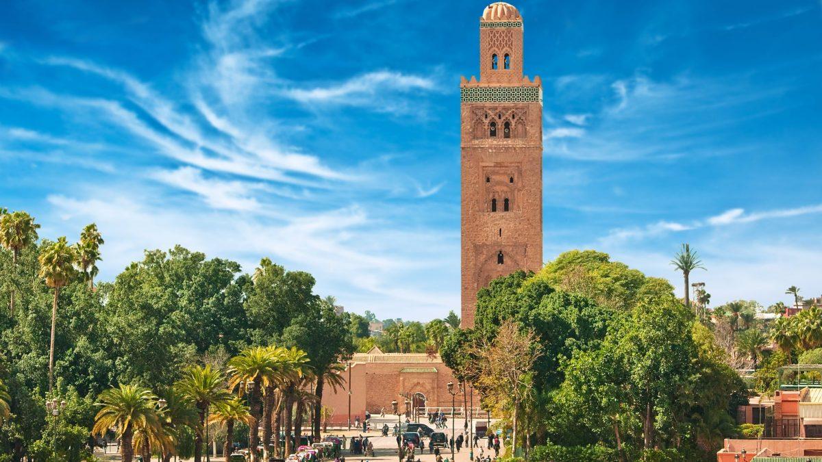 Riad Barroko in Marrakech, Marokko