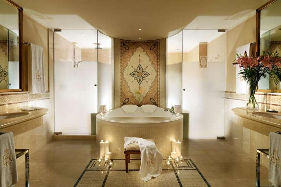 Jacuzzi van Gran Hotel Atlantis Bahia Real in Corralejo, Fuerteventura