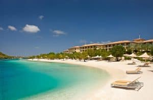 Santa Barbara Beach en golf resort in Nieuwpoort, Curacao