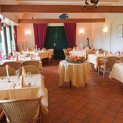 Restaurant van Hotel Restaurant de Foreesten in Vierhouten, Gelderland