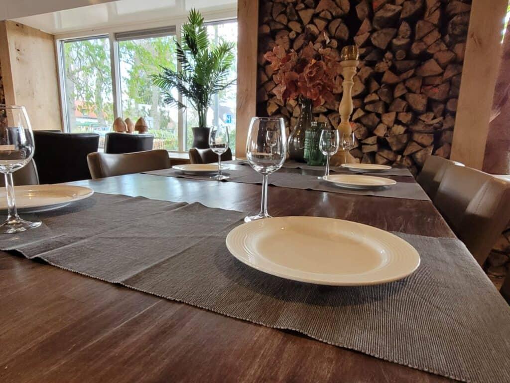 Restaurant van Hotel de Foreesten