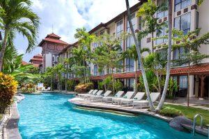 Sanur Paradise Plaza Hotel in Sanur, Bali