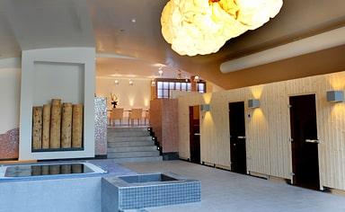 Wellnesscenter van Amadore Hotel REstaurant Kamperduinen