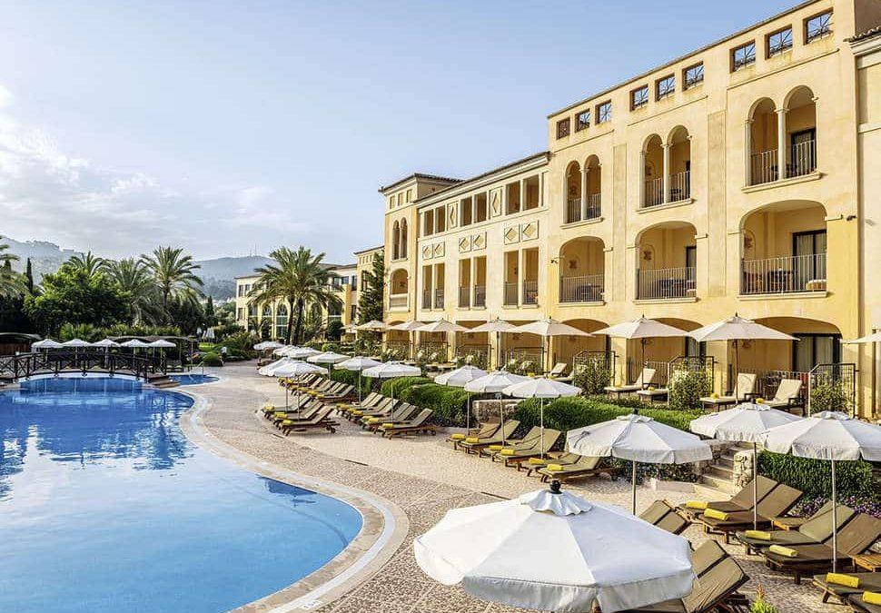 Steigenberger Golf en Spa Resort in Paguera, Mallorca