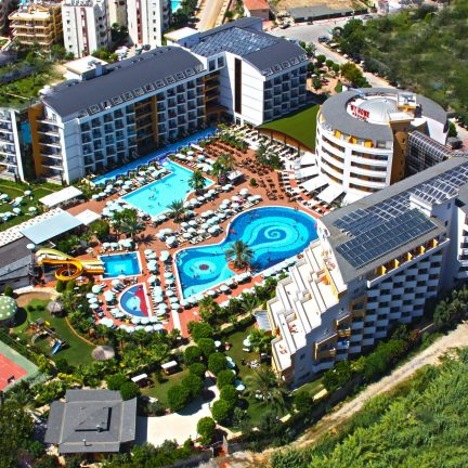 My Home Resort in Alanya, Turkije
