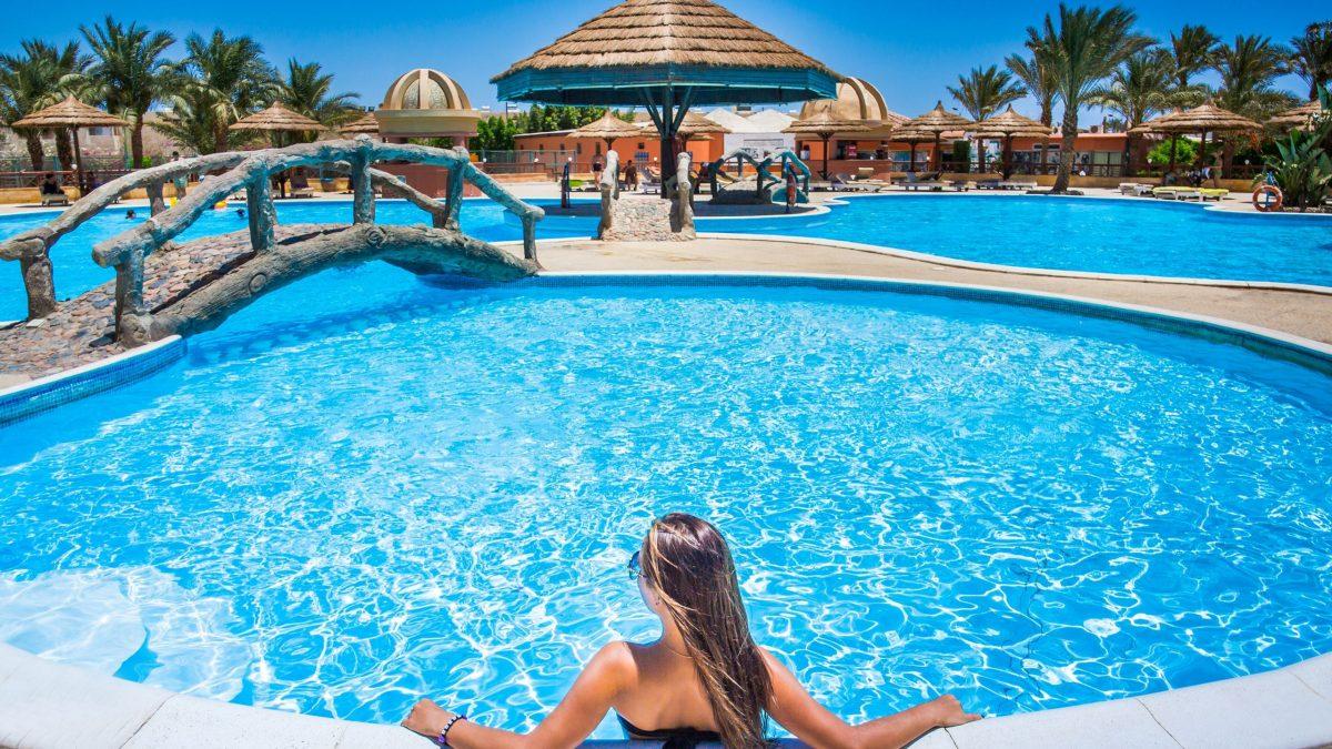 Seagull Resort in Hurghada, Egypte