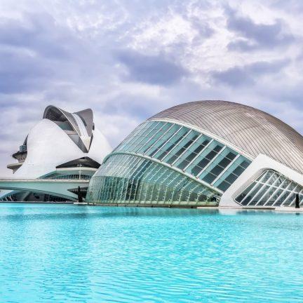 Hotel Medium Valencia in Valencia, Spanje