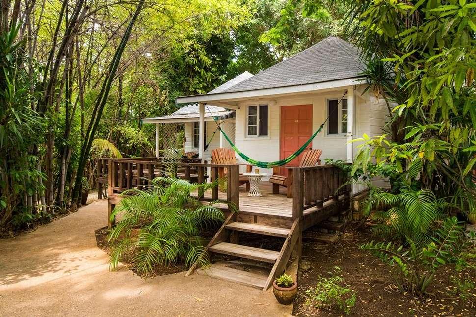 Cottage van Samsara Cliffs hotel in Negril, Jamaica