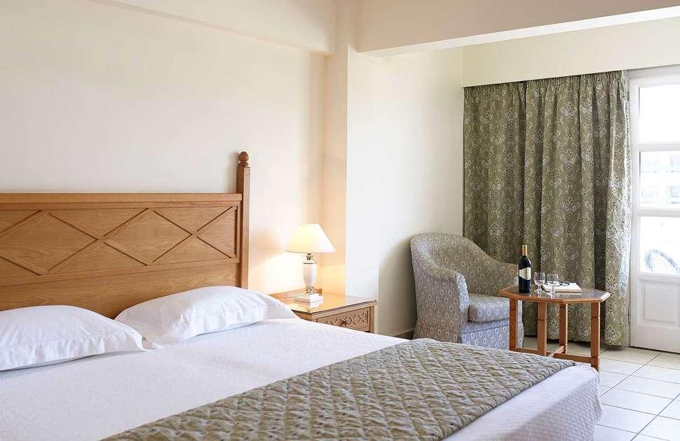 Hotelkamer van Mitsis Petit Palais in Rhodos-Stad, Griekenland