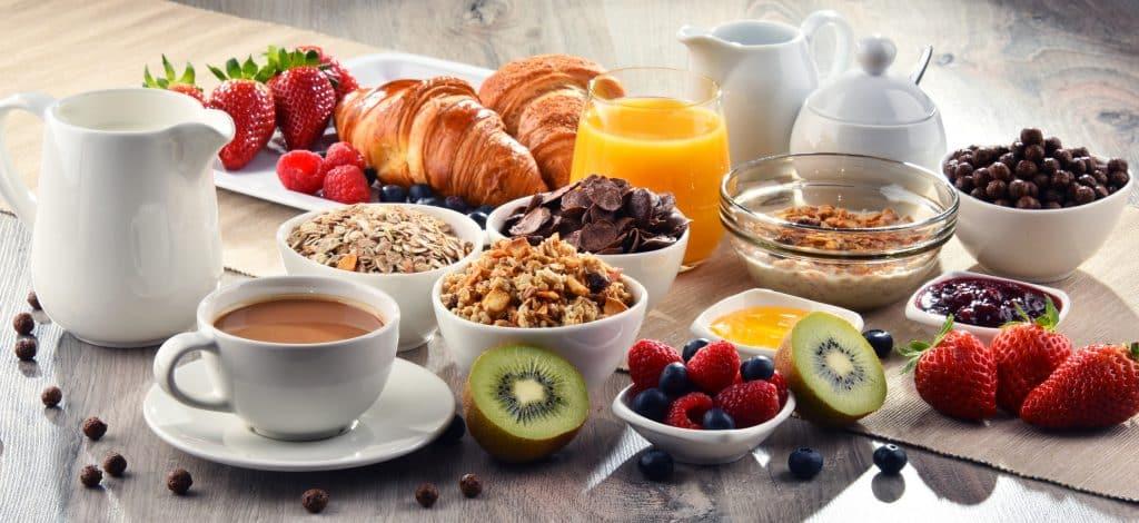uitgebreid ontbijt