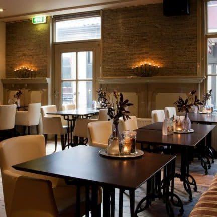 Restaurant van Best Western City Hotel de Jonge in Assen, Drenthe