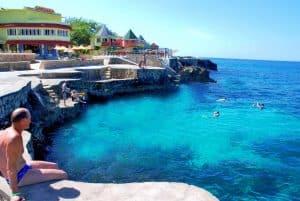 Samsara Cliffs hotel in Negril, Jamaica