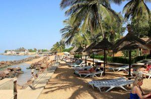 Clubhotel Filaos in Sali Portudal, Senegal