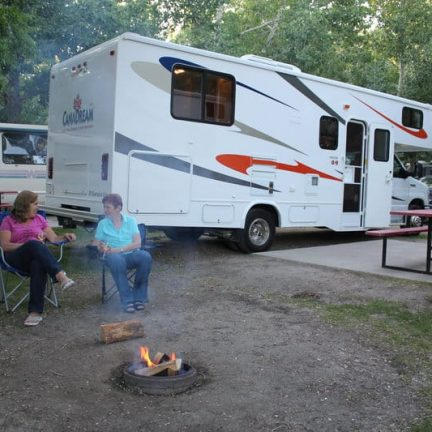 Camper huren in Canada