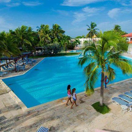 Hotel Los Cactus in Varadero, Cuba