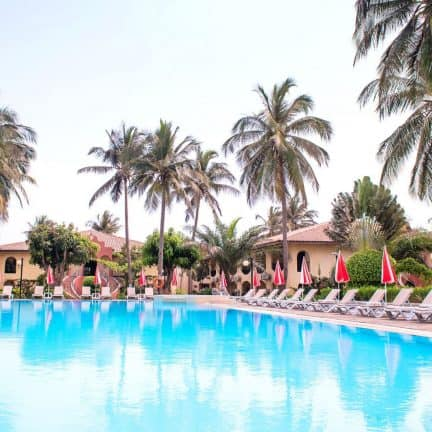 Zwembad van Ocean Bay Hotel & Resort