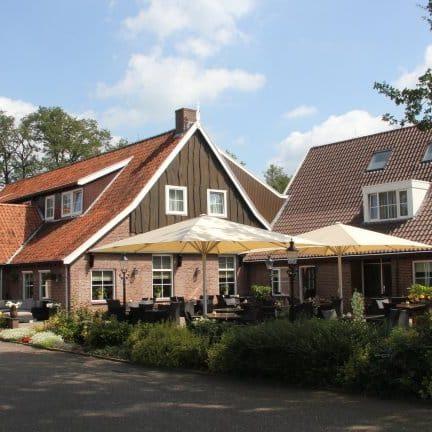 Hotel Ros van Twente in De Lutte, Overijssel