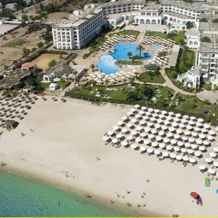 El Mouradi Palm Marina in Port el Kantaoui, Tunesië