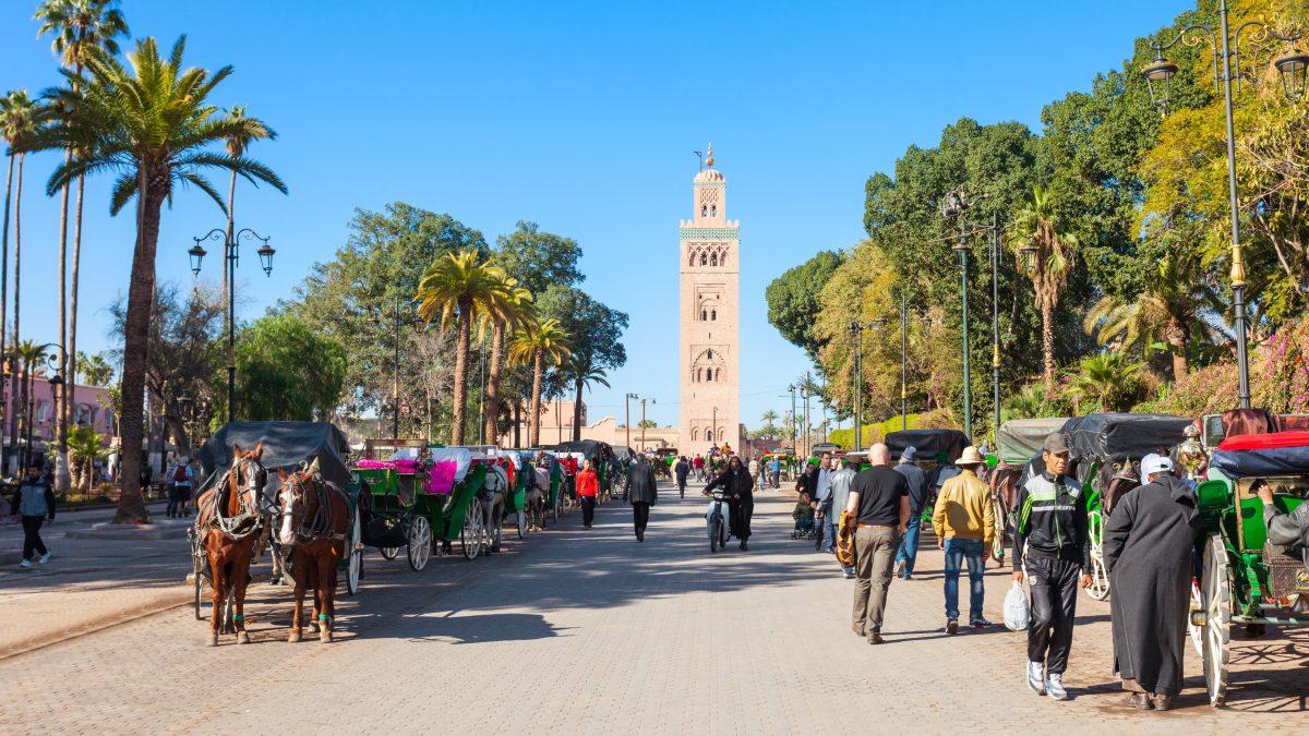 bezienswaardigheden in marrakech marokko