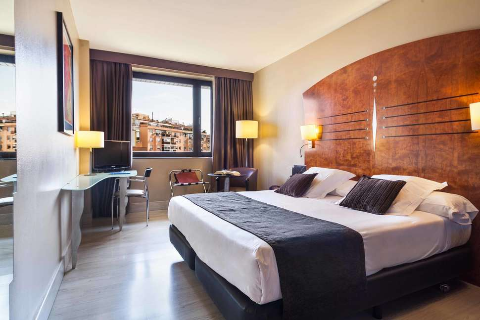 Hotel Acta City47 in Barcelona, Spanje