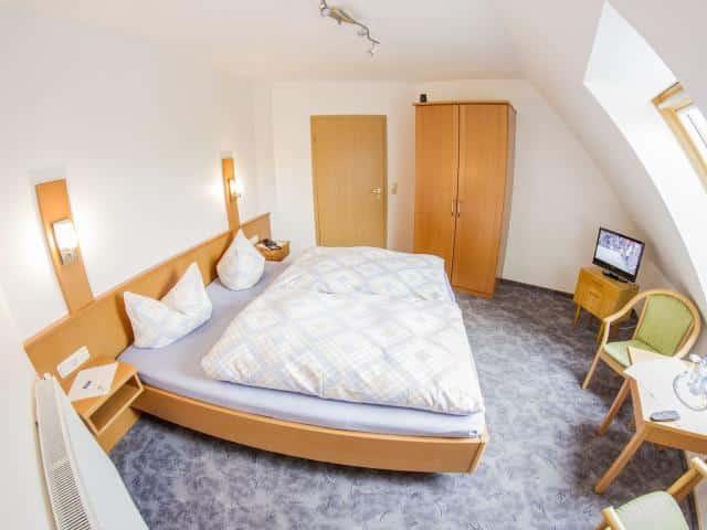 Hotelkamer van Landgasthof Wüllner in Winterberg, Duitsland
