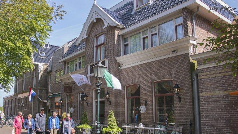 Loodshotel Vlieland in Oost-Vlieland, Vlieland