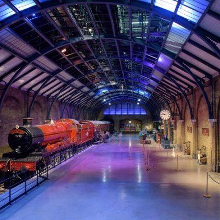 Trein van Harry Potter