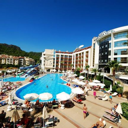 Hotel Grand Pasa in Marmaris, Turkije