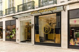 Hotel Inn Rossio in Lissabon, Portugal