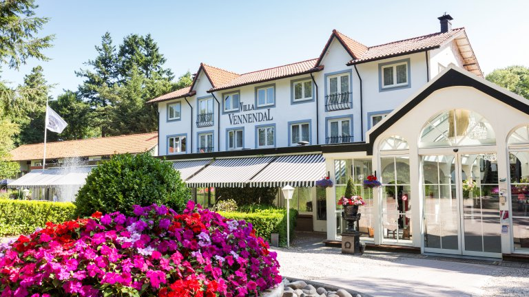 Landgoedhotel Villa Vennendal in Nunspeet, Gelderland
