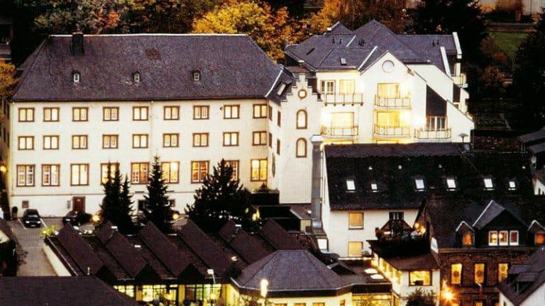 Schlosshotel Petry in Treis-Karden, Duitsland