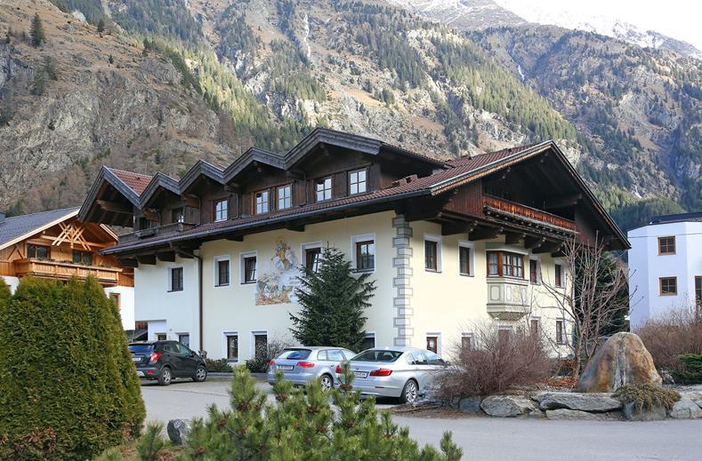 Schweizerhof in Huben, Oostenrijk