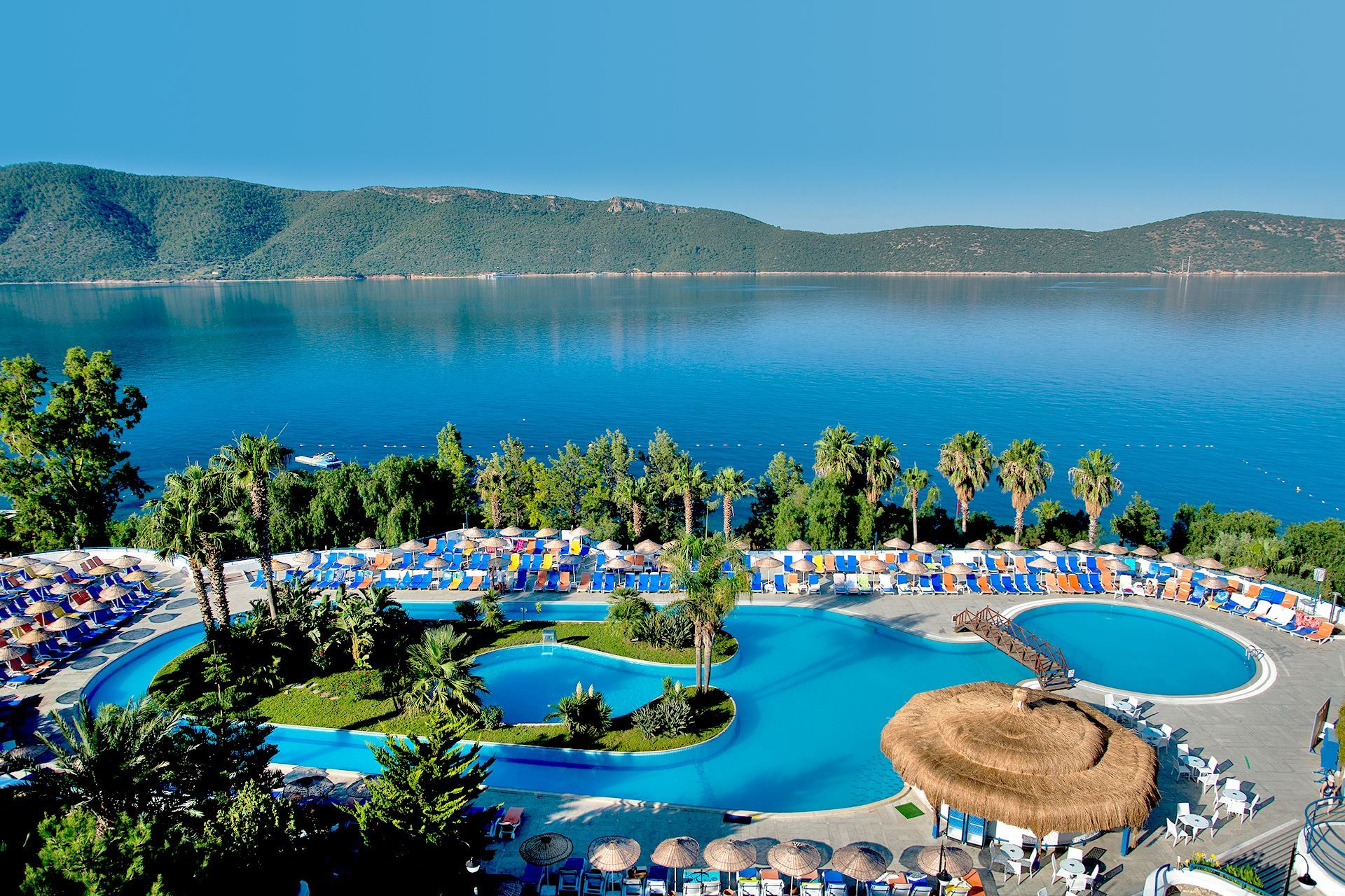 Bodrum Holiday Resort in Bodrum, Turkije