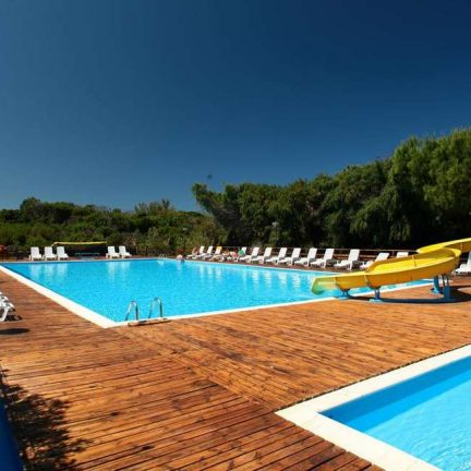 Camping Bella Sardinia in Santa Caterina, Italië