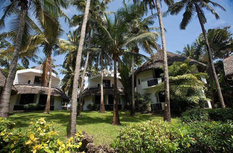 Severin Sea Lodge in Mombasa, Kenia