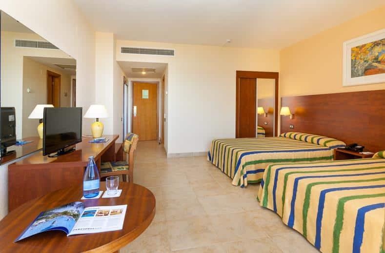 Hotelkamer van Best Tenerife in Playa de Las Americas, Tenerife