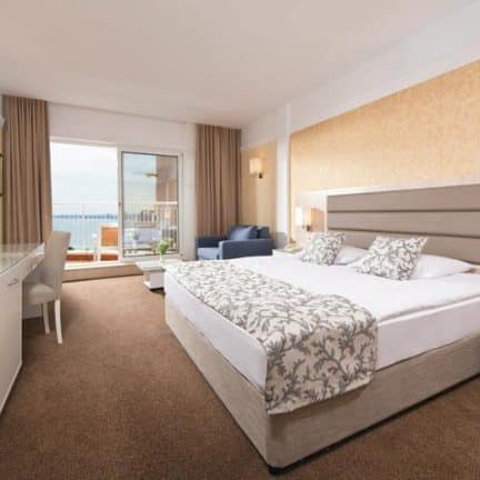 Hotelkamer van ClubHotel RIU Helios Paradise in Sunny Beach, Bulgarije