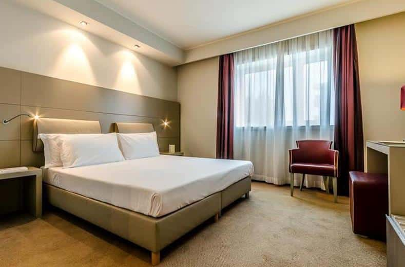 Hotelkamer van Smart Holiday in Venetië, Italië