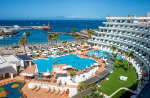 HOVIMA La Pinta Beachfront Family Hotel in Costa Adeje, Tenerife