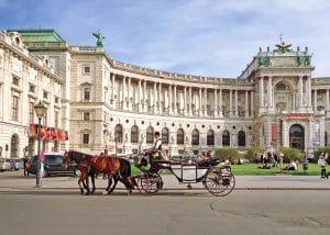 Renaissance Schönbrunn in Wenen, Oostenrijk