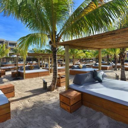 Kontiki Beach Resort Curaçao in Mambo Beach, Curaçao