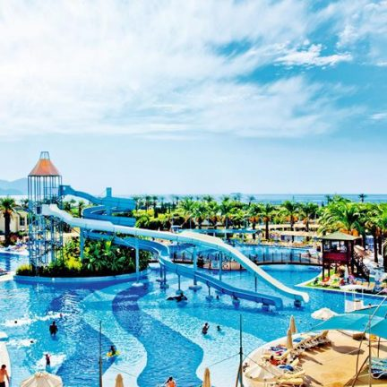 Tui Family Life Tropical Resort in Sarigerme, Turkije
