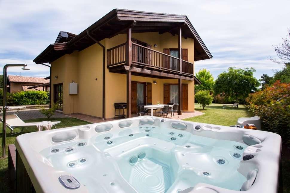 Villa van Case Vacanze Pinonero in San Severino Marche, Italië