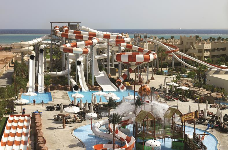 SPLASHWORLD Coral Sea Waterworld in Sharm el Sheikh, Egypte