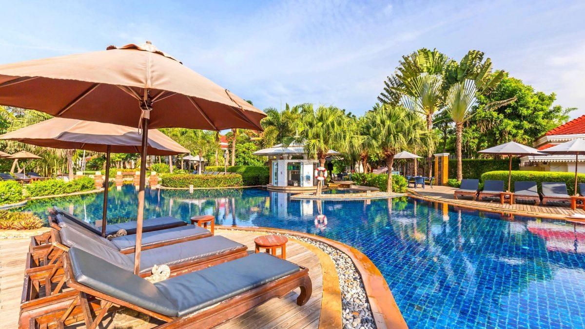 Wora Bura Hua Hin Resort en Spa  in Hua Hin, Thailand