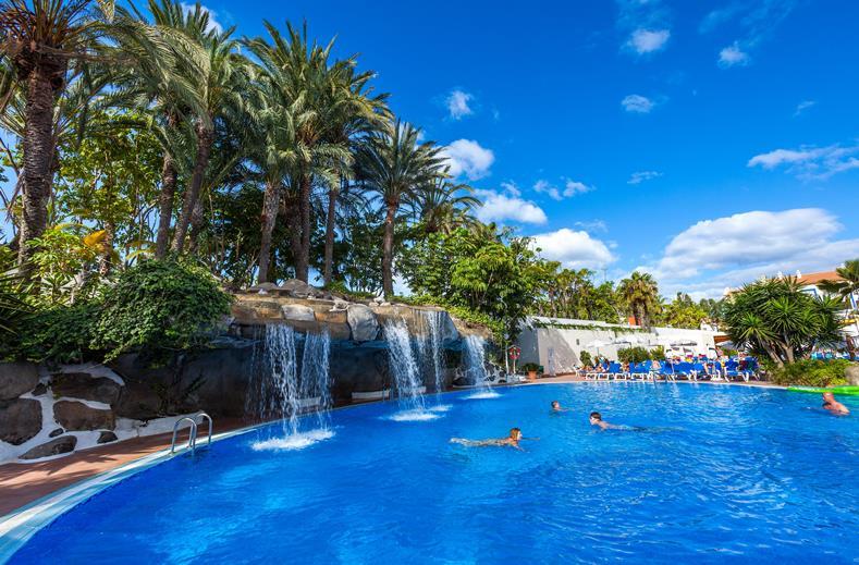 Zwembad van Best Tenerife in Playa de Las Americas, Tenerife