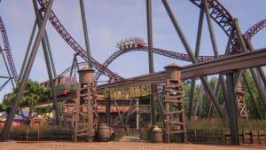 Attractiepark Slagharen in Slagharen, Overijssel