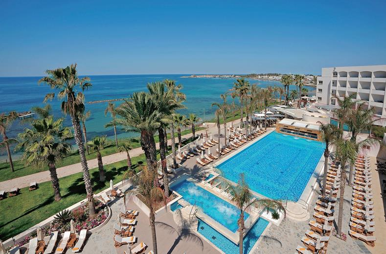 Alexander The Great Beach Hotel Cyprus